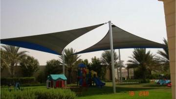 مظلات حدائق